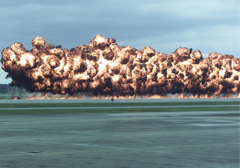 Simulated_Napalm_Airstrike