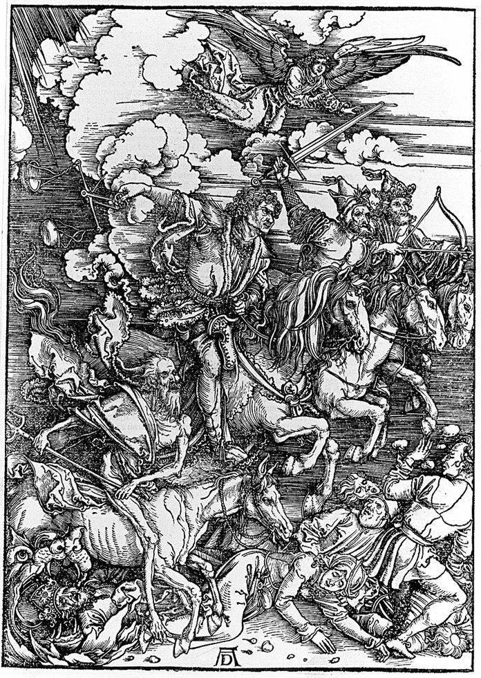 Durer-horsemen