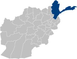 250px-Afghanistan_Badakhshan_Province_location