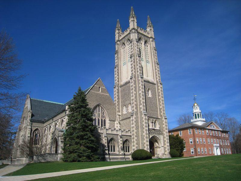 Williams_College_-_Thompson_Memorial_Chapel_exterior_view