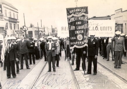 Seattle Labor Day 1939