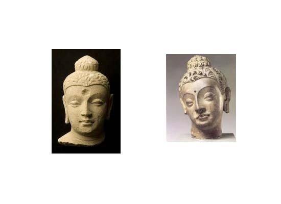 Gandhara Buddhas