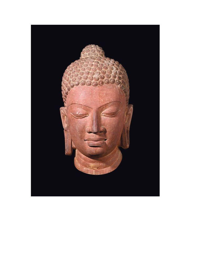 Khmer Buddha 1a