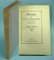 GMH Poems 1918