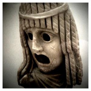 Greek-mask
