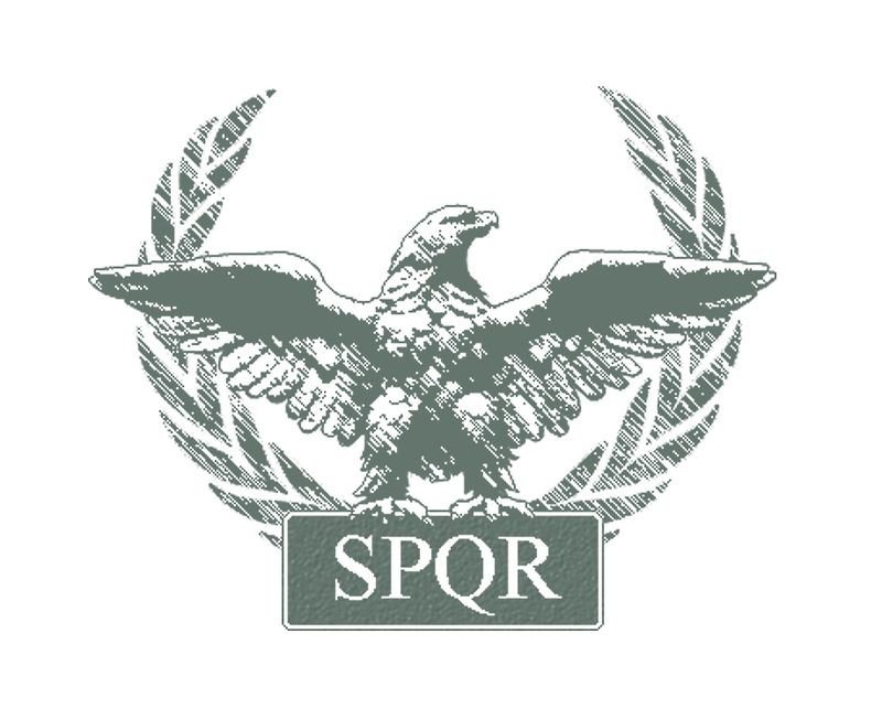 Roman_Eagle_SPQR_by_crazyYoda