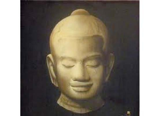 Kmer Buddha 2