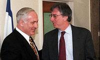Netanyahu-ross
