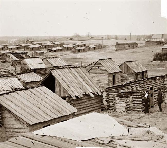 Confederate-Camp