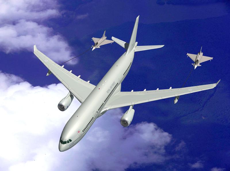 FutureStrategicTankerAircraft