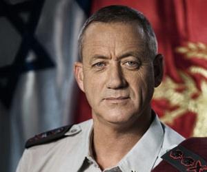 Benny-gantz-israel