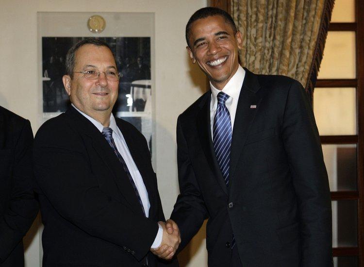 Barack-Obama_Ehud-Barak