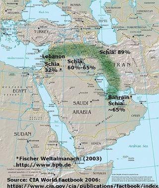 Shia-crescent