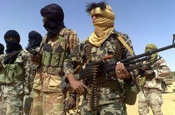 Tuareg-rebels