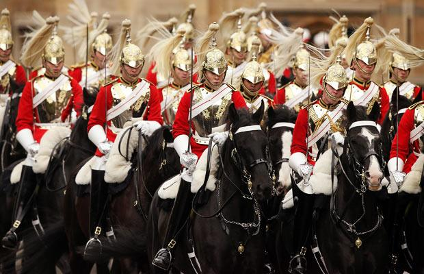 Household-cavalry