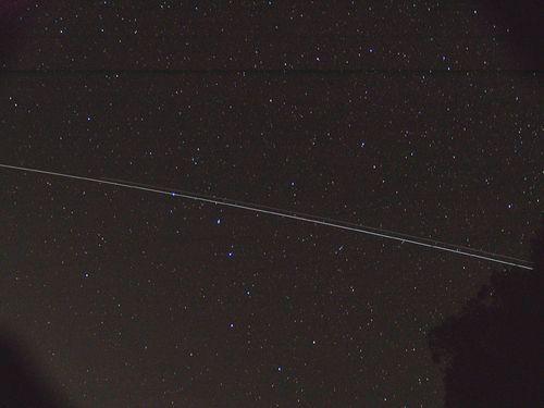 ISS & Shuttle in Ursa Major