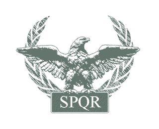 Roman_Eagle_SPQR_by_crazyYoda