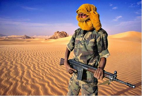 Tuareg rebel6