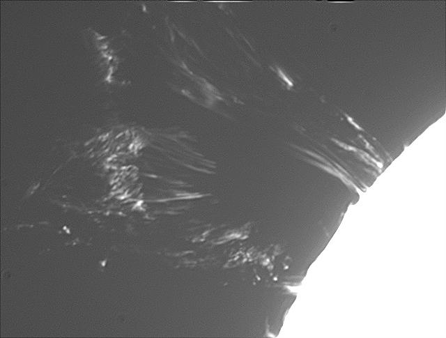 April 13, 2012 Large Solar flare. Moving at +750,000 MPH