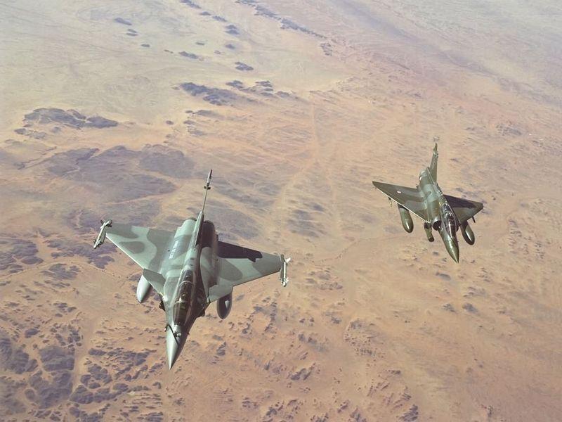 Rafale-+-Mirage2000D