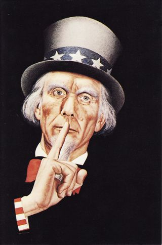 Uncle-Sam-secrecy-poster