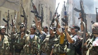 Syriansoldiers