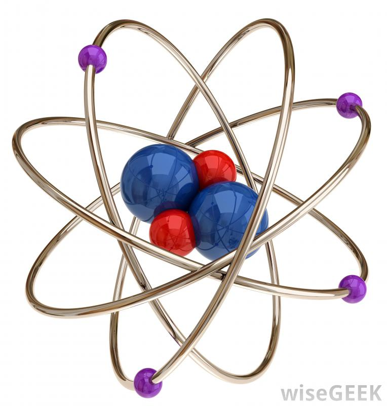 Atom-with-electrons-circling