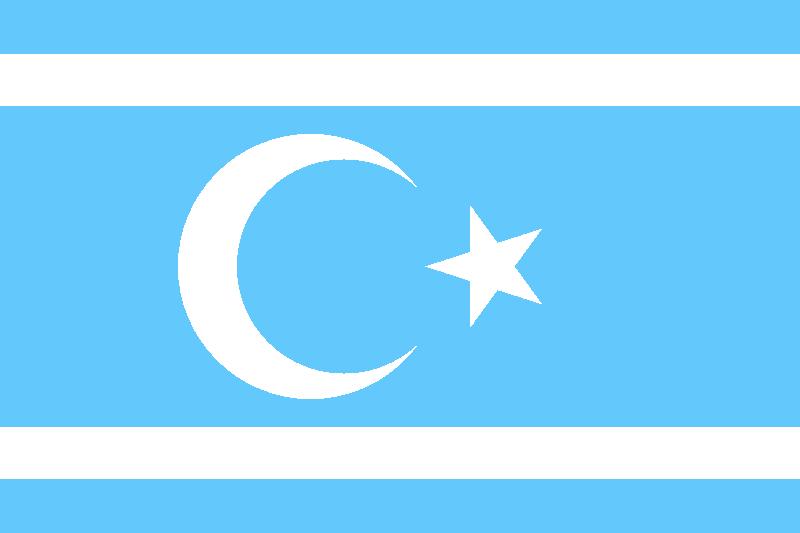 Iraqi_Turkmen_UNPO_flag