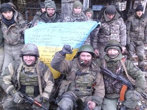 Matros_at _donetsk_airport