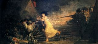 Francisco Goya Paintings 80