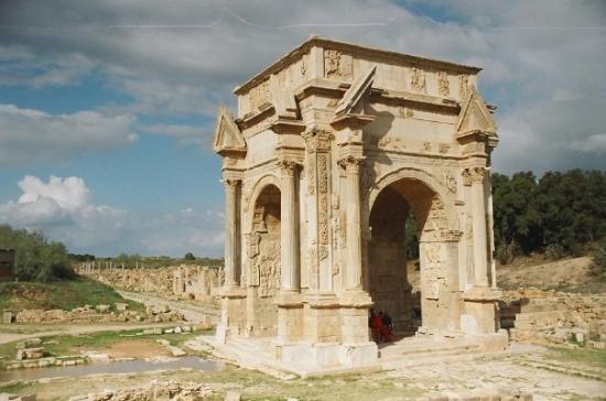 Sirte-leptis-magna-tripoli