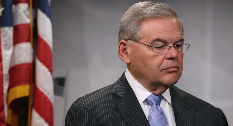 Senator under indictment