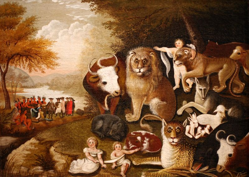 WLA_brooklynmuseum_Edward_Hicks-The_Peaceable_Kingdom