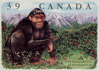 Canada-sasquatch-stamp