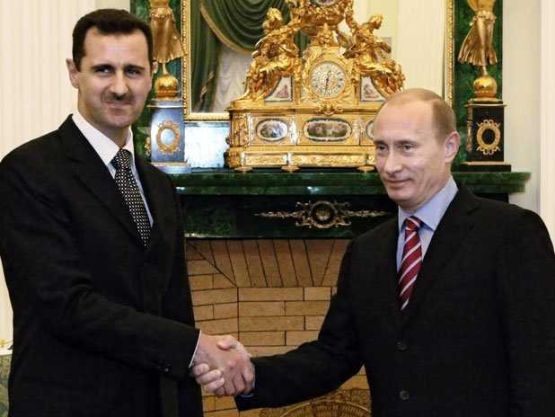 Putin-assad-russia-syria