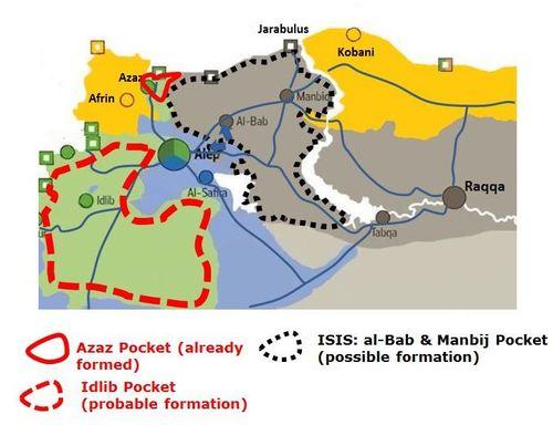 SST Aleppo Battle