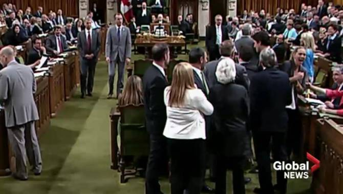 Trudeau-Elbow