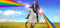 Obama-rainbows