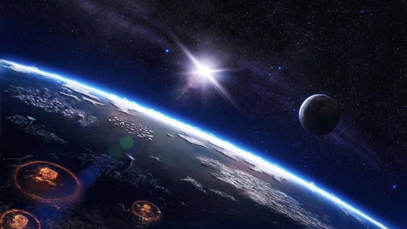 Light-Earth-Space-Wallpaper-HD