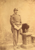 Sgt_Major_Christian_Fleetwood_-_American_Civil_War_Medal_of_Honor_recipient_-_Restoration
