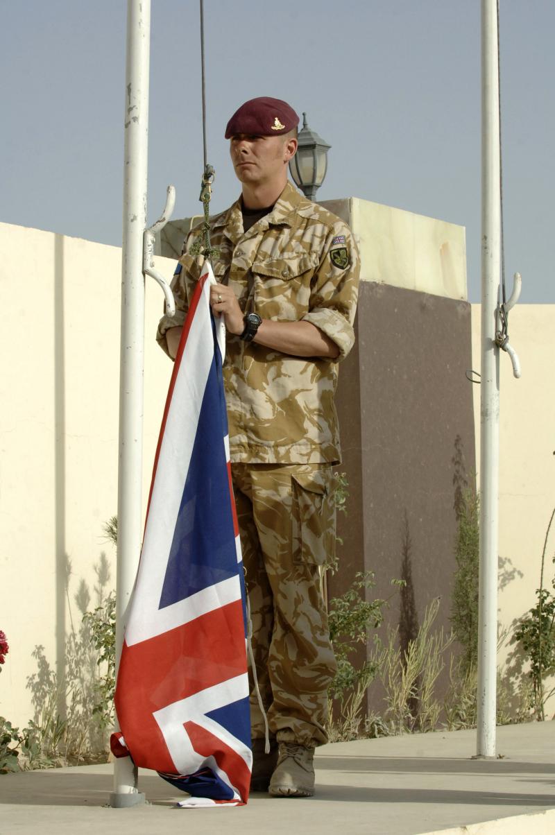 British-army