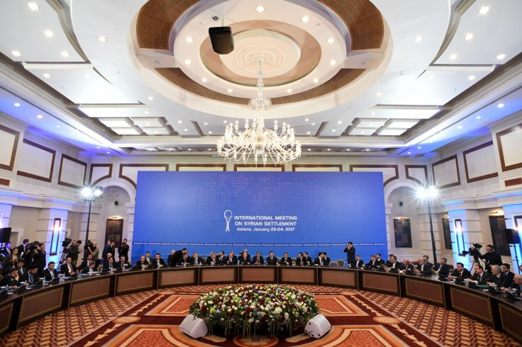 Astana-peace-talks