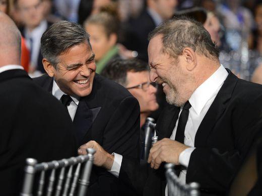 Clooney Weinstein