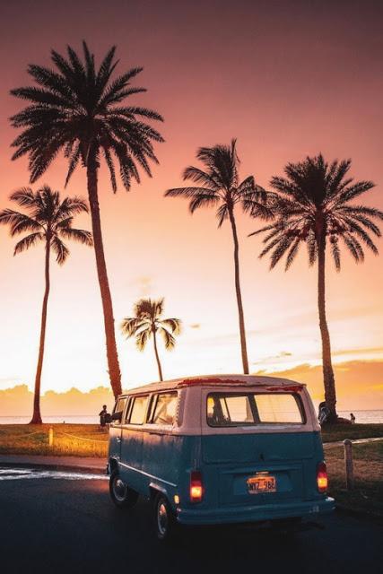 Sunset of Callifornia Dream'n
