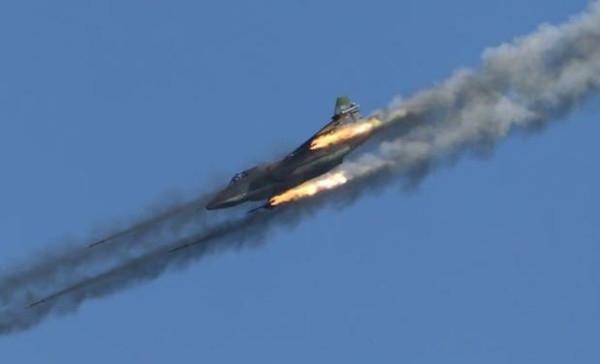 Russian-airstrikes