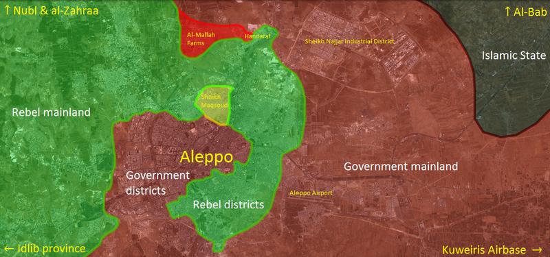 Aleppo-city-map