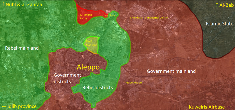 Aleppo-city-map