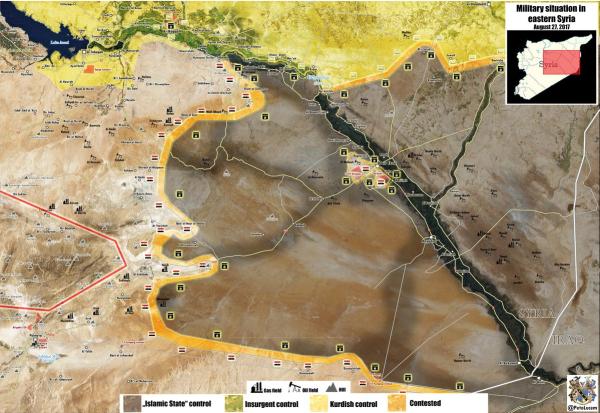 800 IS KIA at Ghanem Ali, Syria - Sic Semper Tyrannis