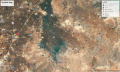 Terrain in Idlib