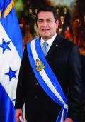 Persident of Honduras